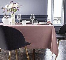 DEGRENNE Linge De Table Coton Rose Antique Nappe