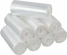 Dehouse Sacs poubelle transparents 20 L, Sacs