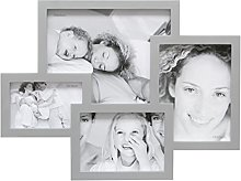 Deknudt Frames S65SJ3 Cadre Multi-Photos avec 4