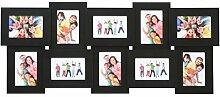 Deknudt Frames S66SB2-P10 Cadre Multi-Photos pour