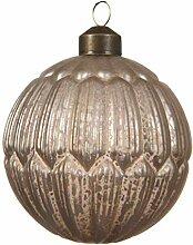 Delamaison DEO4035100 Boule de Noël, Verre,