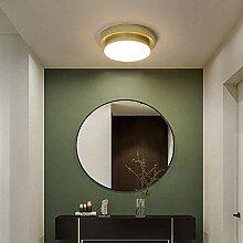 Délicate simplicité lustre Dimmable LED plafond