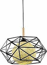 Délicate simplicité lustre Industriel Rétro