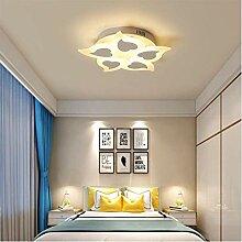 Délicate simplicité lustre Lampe LED plafond