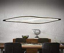 DELIFE Plafonnier Gabbiano 178x144x27 cm lampe