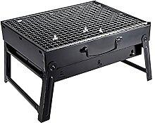 Delisouls Mini barbecue d'extérieur -