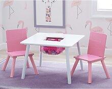 Delta Children Jeu de table et chaises enfant et