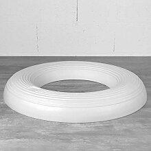 Demi Anneau en polystyrène XXL de 60 cm, Vert