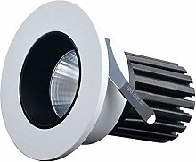 Derybol Encastré Downlight LED White Boîtier