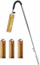 Desherbeur thermique à gaz Allumage piezo + 4