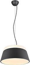 Design hanglamp grijs - Esra