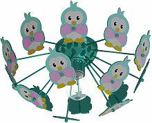 Design Kids Salle de jeux Plafond Éclairage
