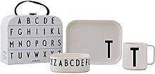 Design Letters 20201500T Boîte cadeau Tritan