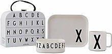 Design Letters 20201500X Boîte cadeau Tritan