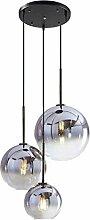 Design moderne gradient verre abat-jour Lampe