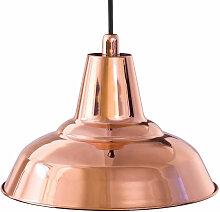 Design rétro lampe pendante salon salle à manger