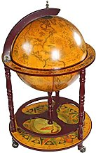 Design Toscano Réplique Italienne Globe Terrestre