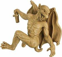 Design Toscano sculpture gothique Gaston, la