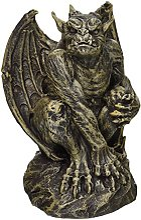 Design Toscano Statue Silas la gargouille