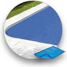 Desjoyaux Bâche à bulle 400 µ pour piscine