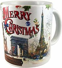 DESSAPT EDITIONS L ART DU SOUVENIR - Mug Paris
