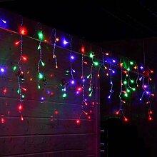 Desshok stalactite lueur String Les lumières LED