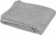 Dessus de lit Collonges en coton/polyester uni