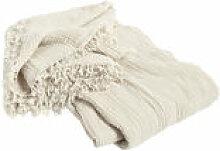 Dessus de lit Crinkle / Coton plissé - 270 x 270