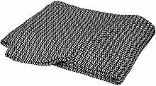 Dessus de lit Ramatuelle coton peigné motifs