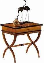 Destock Meubles Table d'appoint rectangulaire