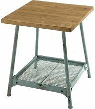 Destock Meubles Table d'appoint scandinave