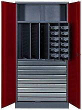 Déstockage Kupper – Armoire 2 portes 1