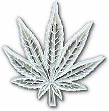 détaillée Medium cannabis de chanvre Forme de