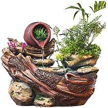 Détente décorative Fontaine d'eau