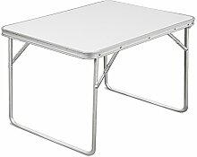Deuba | Table de Camping • 80x60x68 cm •