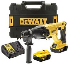 DEWALT Perforateur SDS+ 18V (complet) en coffret