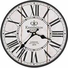 DEX- Horloge murale vintage de cuisine Londres 30cm