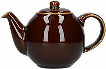 Dexam London Pottery Théière 2 tasses Marron