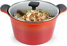 Dfghbn Marmite De Cuisson Céramique Pot Soupe Pot