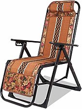 DHR Chaise De Chaise Longue De Jardin Pliante