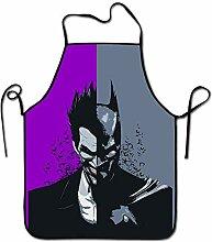 DianaRMurdhy Tablier personnalisé Batman Joker