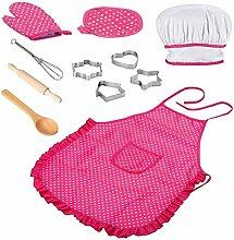DierCosy Tools Enfants Cuisine et pâtisserie