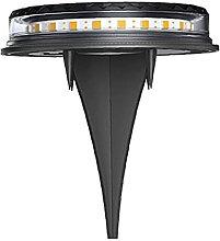 DierCosy Tools Solaire Lampadaires Étanche LED