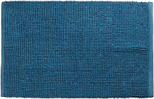 Differnz Candore Tapis de bain 50x80cm Bleu