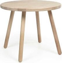 Dilcia - Table ronde pour enfant 48cm