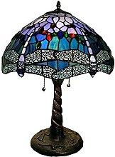 DIMPLEYA Lampe De Chevet, Tiffany Style Européen