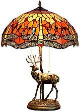 DIMPLEYA Lampe de Table créative 16 Pouces Lampe
