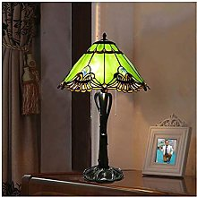 DIMPLEYA Lampe de Table de Style Tiffany de 16