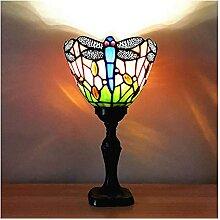 DIMPLEYA Lampe de Table de Style Tiffany de 6