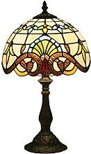 DIMPLEYA Lampe de Table Victorienne de Style